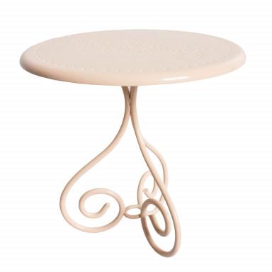 Maileg Puppenhausmöbel Tisch für Hasen Romantic puder