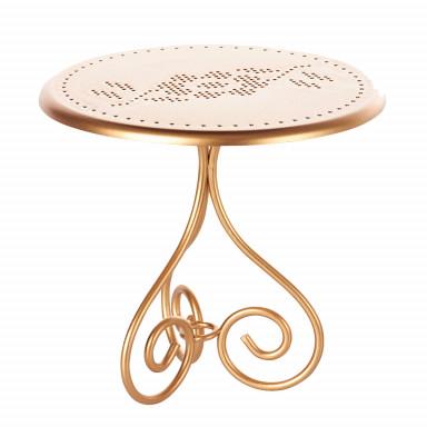 Maileg Puppenhausmöbel Kaffee-Tisch, gold