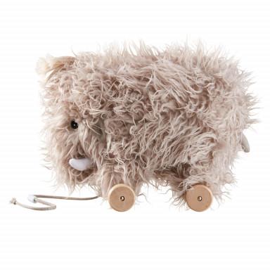 Kids Concept Zugtier Mammut - AUS RETOURE (1)