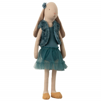 Maileg Bunny Größe 4, Ballerina - Petrol