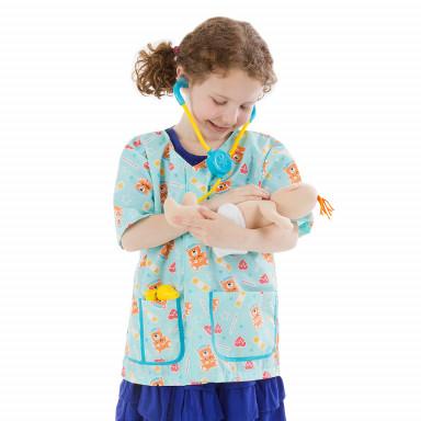 Melissa & Doug Costume da Infermiere/a pediatrico/a