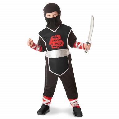 M&D Kinderkostüm Ninja