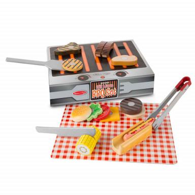 Melissa & Doug Barbecue Set