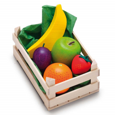 Erzi Sortiment Obst, klein