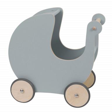 Sebra Puppenwagen, grau
