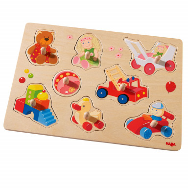 Haba Puzzle da afferrare I miei primi giocattoli