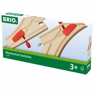 BRIO Mechaniczne zwrotnice (L1/M1)