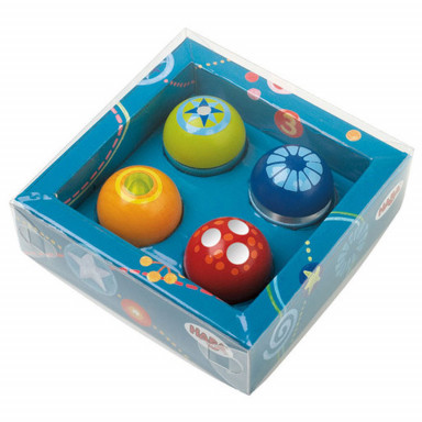 HABA Discovery balls, Set of 4 - 3571