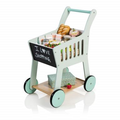 MUSTERKIND®  chariot de courses Rubus - menthe