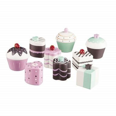 Kids Concept Kekse 9-Set, gemischt