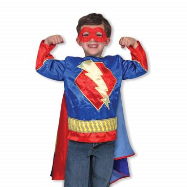 Melissa & Doug Kinderkostüm Superheld