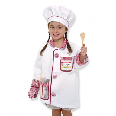 Melissa & Doug 14838 COSTUME DA CHEF