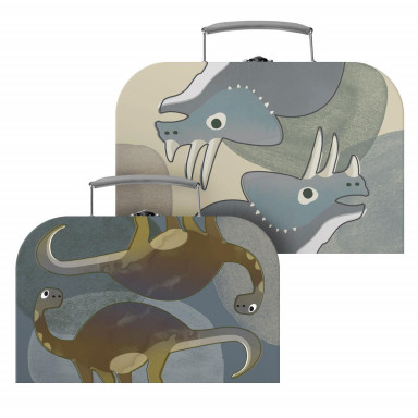 Sebra Koffer-Set, Dino