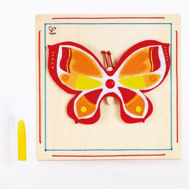 Hape Bunter Schmetterling