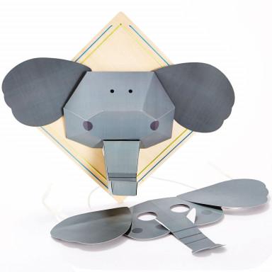 Hape Bastelset Elefantenmaske