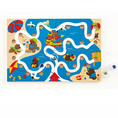 Hape Jeu D'exploration - Scribble Maze E6311