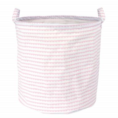 Jabadabado Aufbewahrungskorb, pink