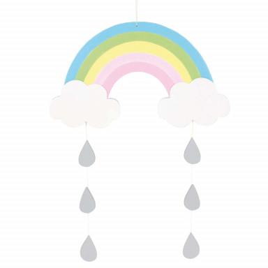 Jabadabado Mobile Regenbogen
