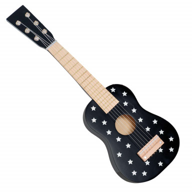 Jabadabado Kinder Gitarre schwarz