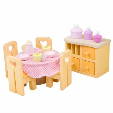 Le Toy Van Salle à Manger Sugar Plum