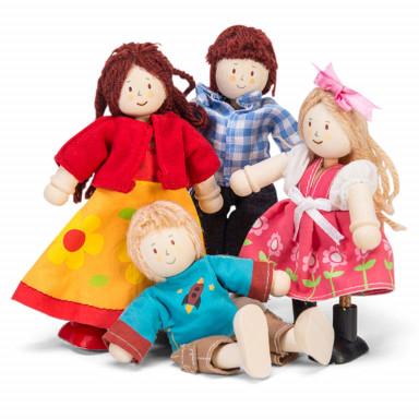 Le Toy Van Rodzina lalek