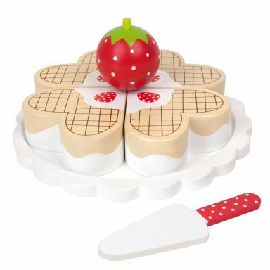 Jabadabado Kuchen Waffel