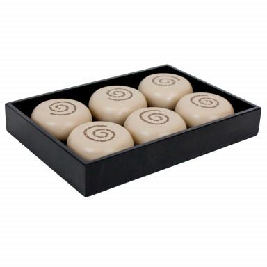 Jabadabado Tablett mit Zimtschnecken