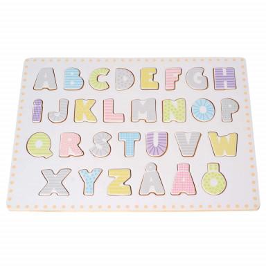 Jabadabado Buchstabenpuzzle