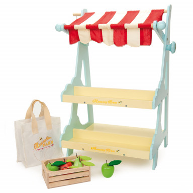 Le Toy Van Honeybee Marktstand
