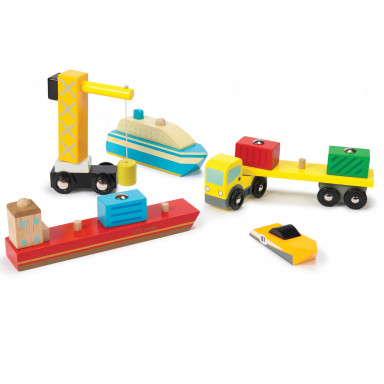 Le Toy Van Hafen Set