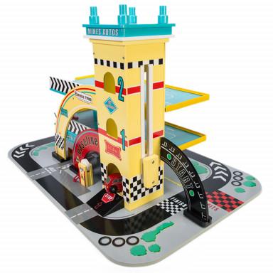 Le Toy Van Mikes Parkhaus