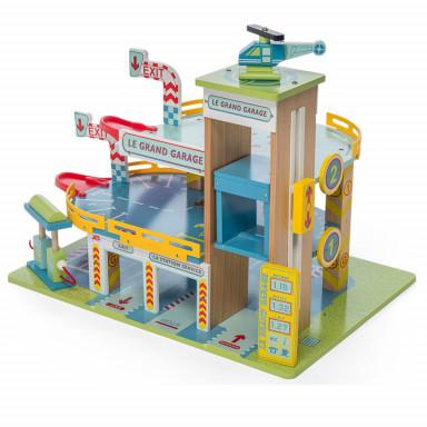 Le Toy Van Das großes Parkhaus