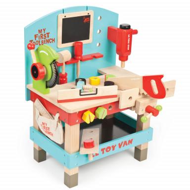 Le Toy Van Meine erste Werkzeugbank