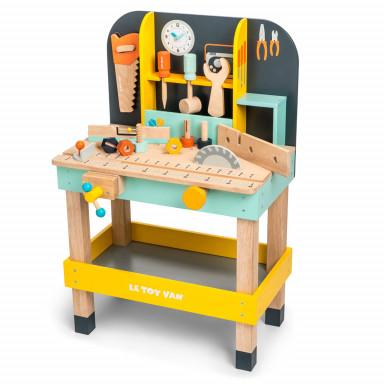 Le Toy Van Alexs Werkbank