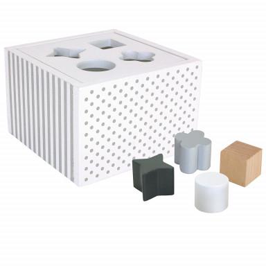 Jabadabado Sortierbox, Weiß