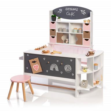 MUSTERKIND® Kaufladen & Café - Arabica rose/gold