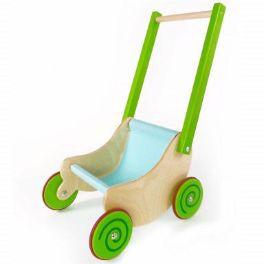 Hess Puppenwagen mit Stoff