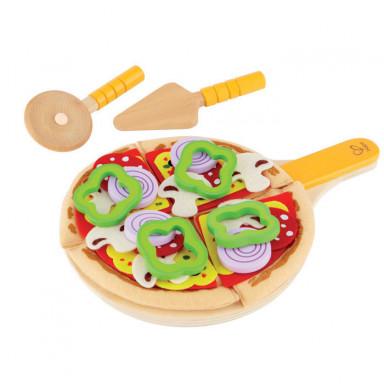 Hape Pizza Maken - E3129