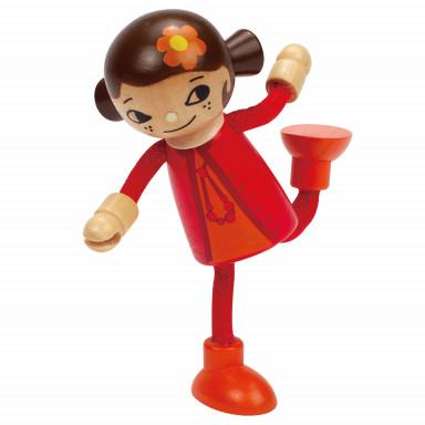 Hape Bambola di legno Mamma E3506