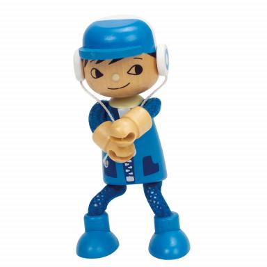 Hape Bambola di legno Figlio E3508