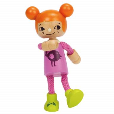 Hape Bambola di legno Figlia piccola E3509