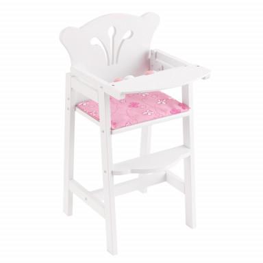 KidKraft Wysokie krzesełko Lily 61101