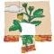 Beleduc Puzzle 5 capas - Fresa 17040