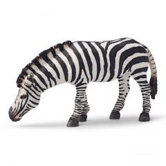 Schleich Zebra, grasend