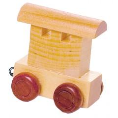 Buchstabenzug Wagon