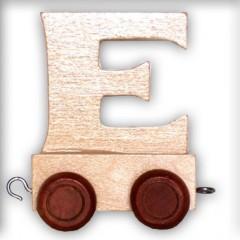 Buchstabenzug E