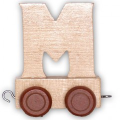 Buchstabenzug M
