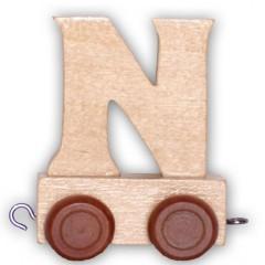 Buchstabenzug N