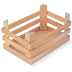 Große Holzkiste 3er Set