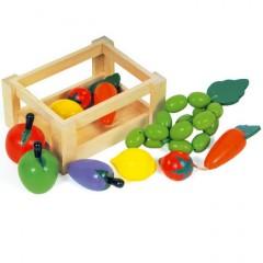 Cassetta di verdure